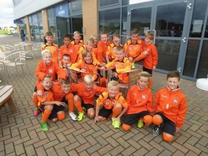 GALLERY – Under 13's – Blues & Reds