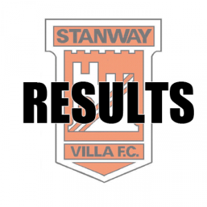 LEAGUE TABLES – Under 18's – Yellows