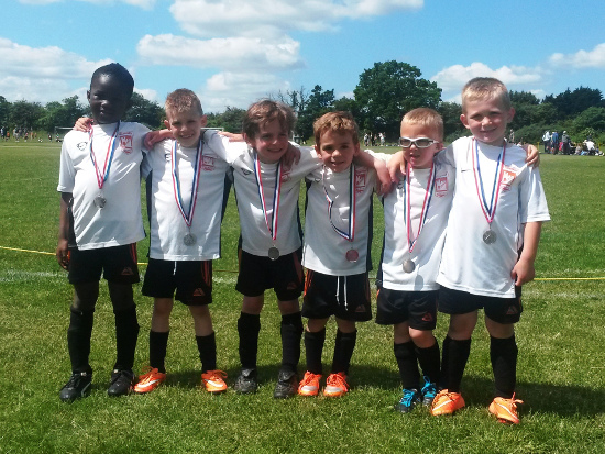 GALLERY – Under 11's – Yellows & Whites