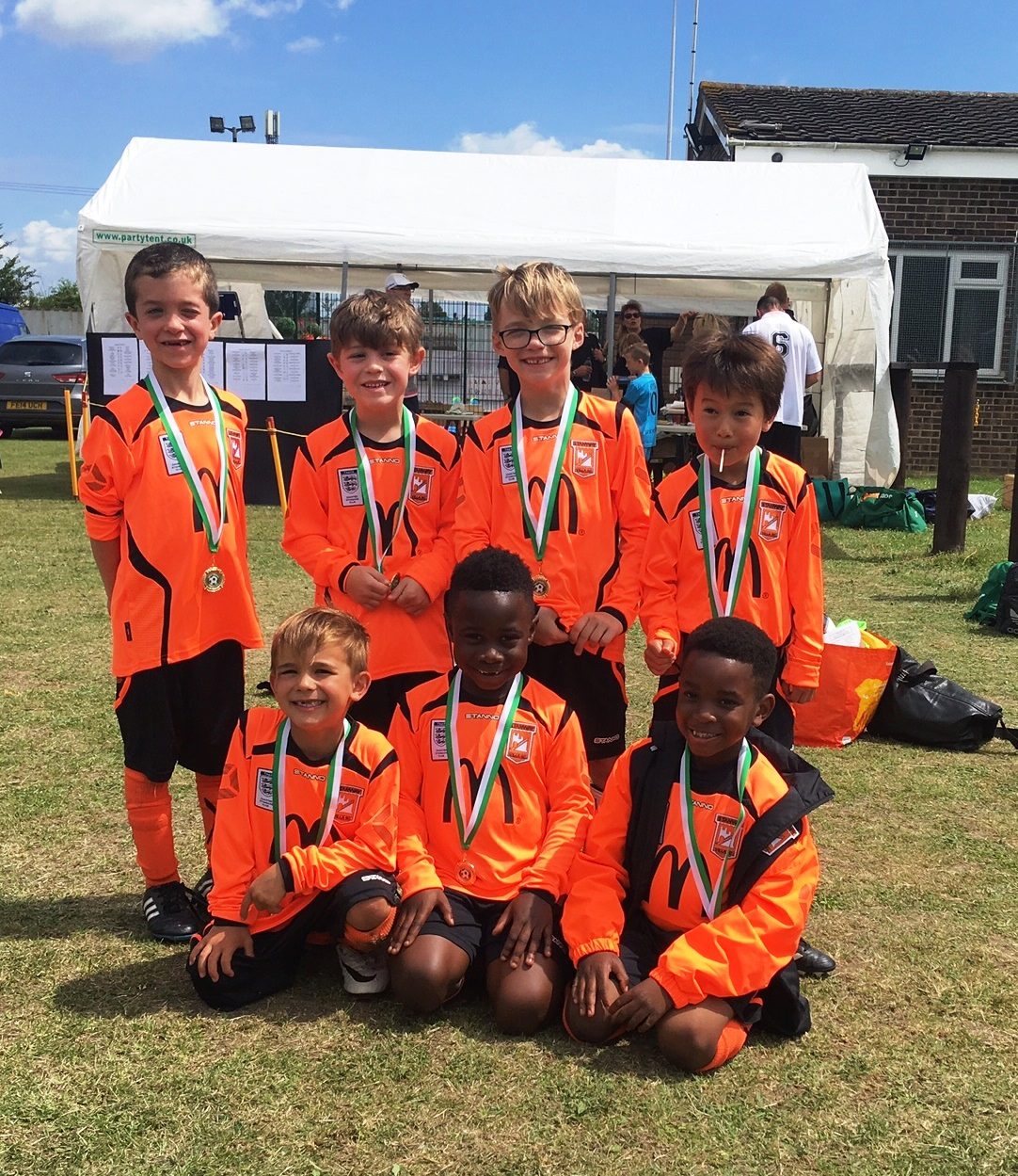 GALLERY – Under 9's – Yellows
