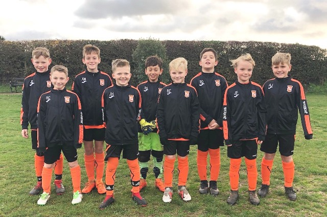 GALLERY – Under 11's – Blues & Reds