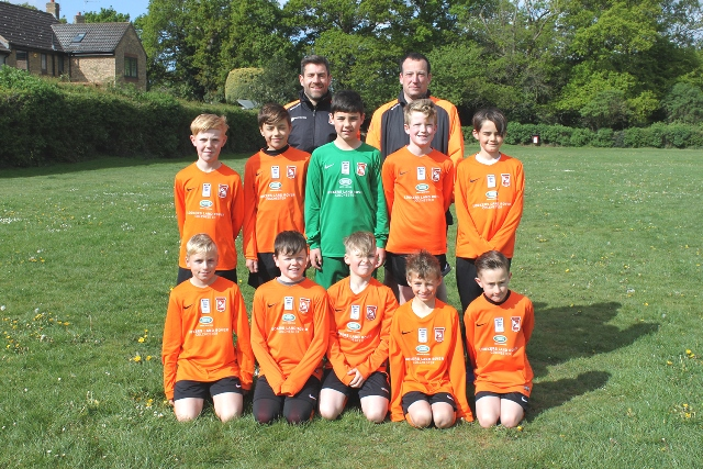GALLERY – Under 12's Blues & Reds
