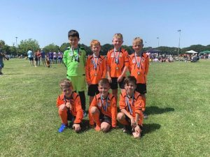 Stanway Villa FC – U9s Reds – 2019/2020 – Looking for new Players