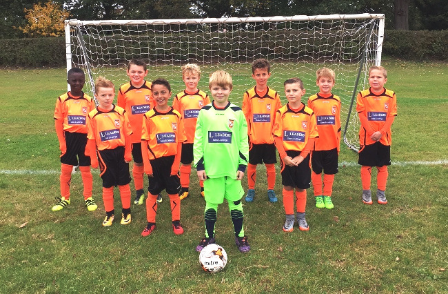 GALLERY – Under 10's – Blues & Reds