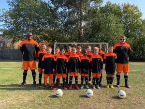 GALLERY – Under 9's – Blues & Reds