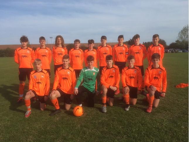 GALLERY – Under 16′s – Reds
