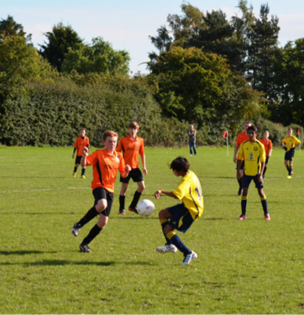 Stanway Villa FC – U8's & U12's Stepping-Up Tournament Entry Forms for 2016 / 2017
