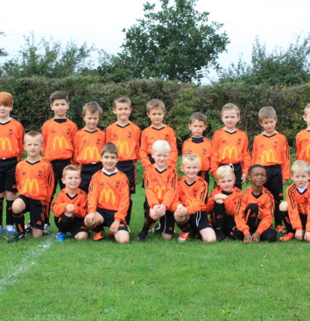 Stanway Villa FC – U10s Blues – 2016/2017 – Looking for new Players