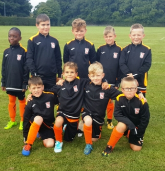 Stanway Villa FC – U10s Yellows – 2018/2019 – Looking for new Players